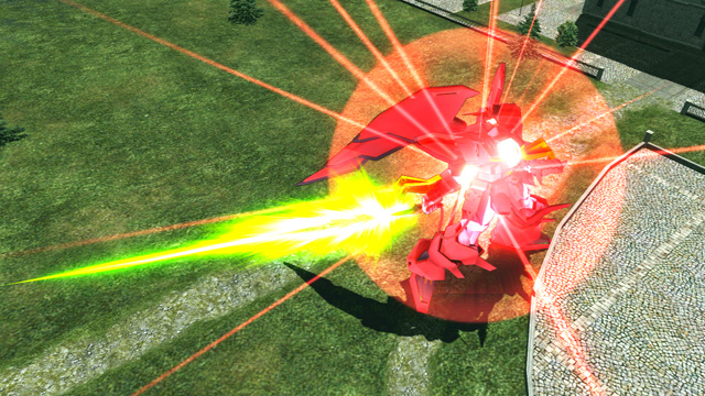 Mobile Suit Gundam Extreme VS. Full Boost Gun1013_06