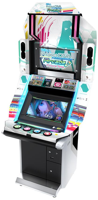 Hatsune Miku Project DIVA Arcade Future Tone Mikuft_cab