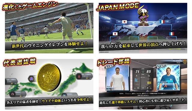 Winning Eleven Arcade Championship 2014 Win2014_02