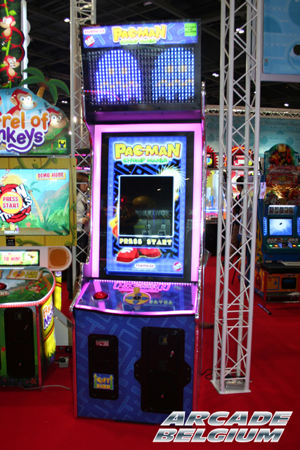 Pac-Man Chomp Mania Eag14014b