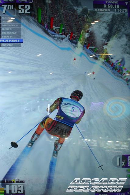 Super Alpine Racer Eag14018b