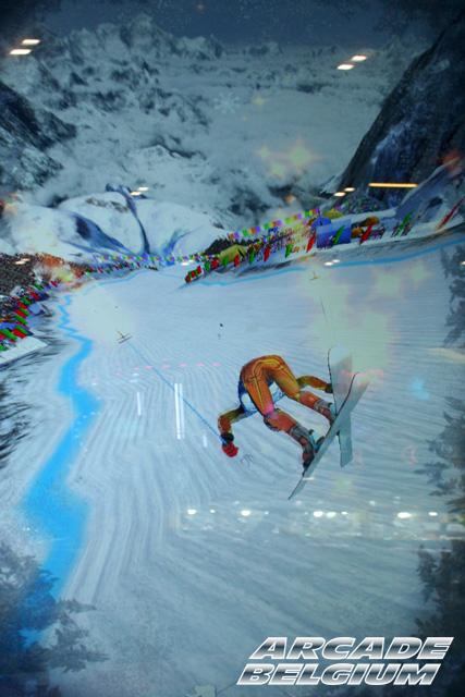Super Alpine Racer Eag14019b