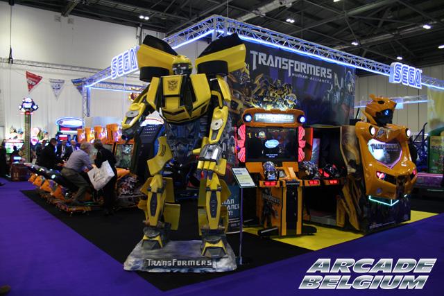 Transformers Human Alliance Eag14107b