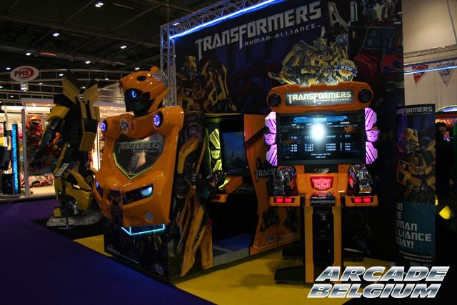 Transformers Human Alliance Eag14108b