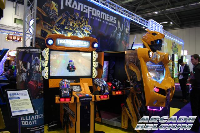 Transformers Human Alliance Eag14109b