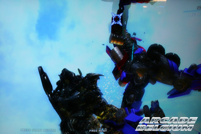 Transformers Human Alliance Eag14110b