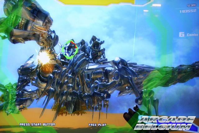 Transformers Human Alliance Eag14112b