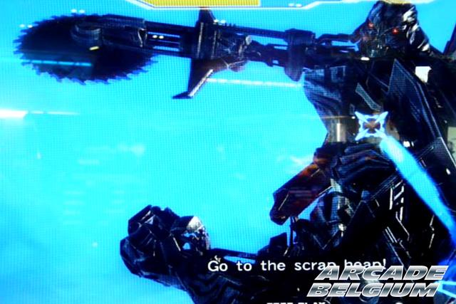 Transformers Human Alliance Eag14118b