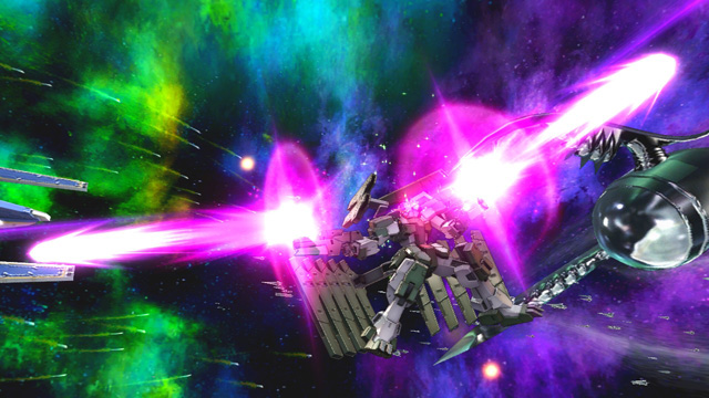 Mobile Suit Gundam Extreme VS. Maxi Boost Gunmax1404_07
