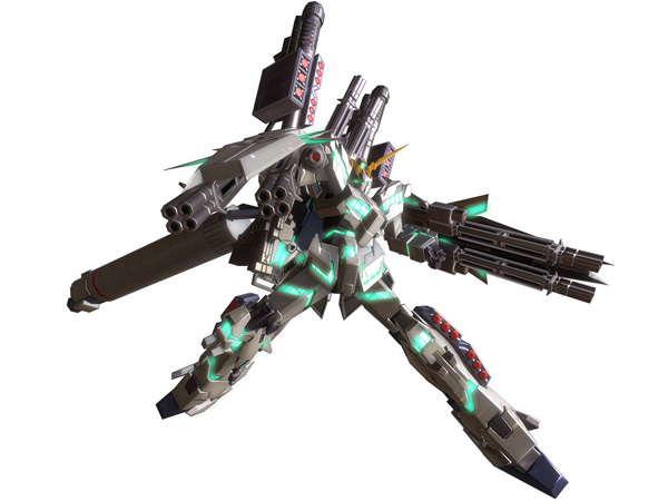 Mobile Suit Gundam Extreme VS. Maxi Boost Gunmax1405_01