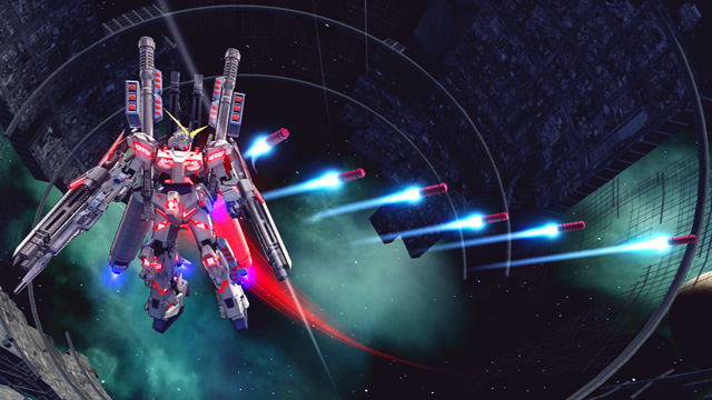 Mobile Suit Gundam Extreme VS. Maxi Boost Gunmax1405_05