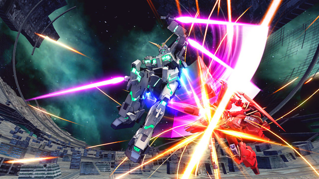 Mobile Suit Gundam Extreme VS. Maxi Boost Gunmax1405_10