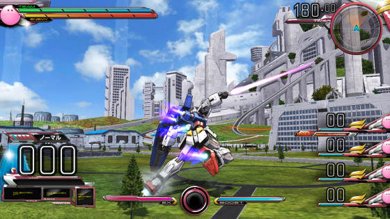 Mobile Suit Gundam Extreme VS. Maxi Boost Gunmax1405_18