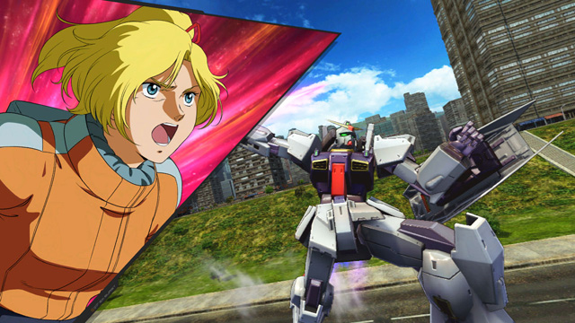 Mobile Suit Gundam Extreme VS. Maxi Boost Gunmax1406_15