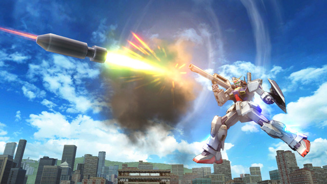Mobile Suit Gundam Extreme VS. Maxi Boost Gunmax1406_17