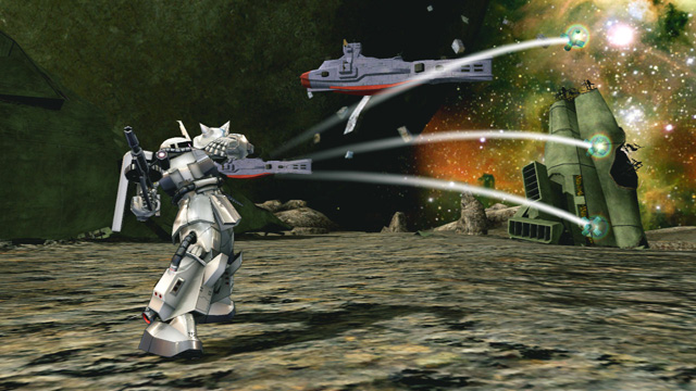 Mobile Suit Gundam Extreme VS. Maxi Boost Gunmax1406_23