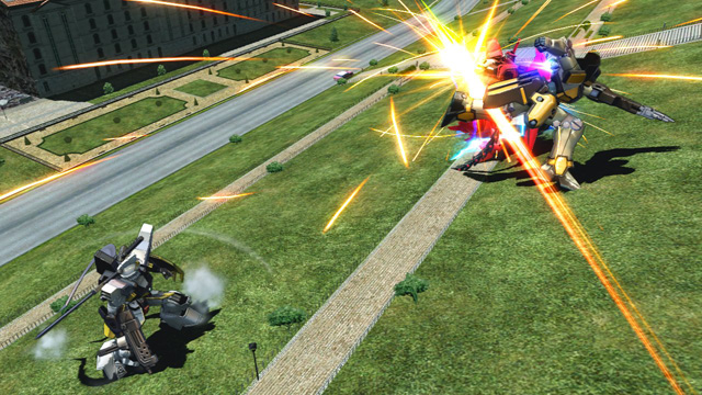 Mobile Suit Gundam Extreme VS. Maxi Boost Gunmax1411_07