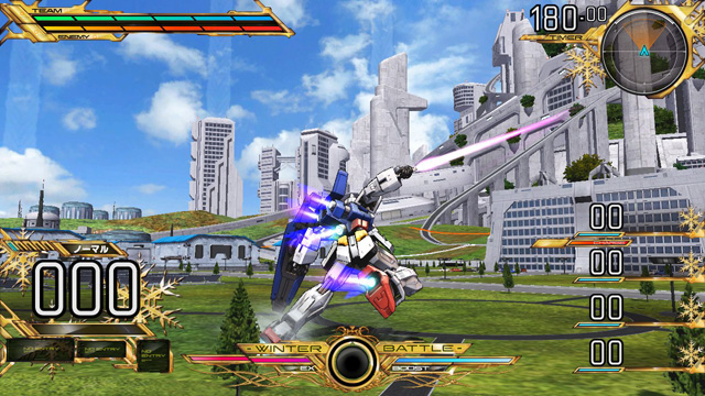 Mobile Suit Gundam Extreme VS. Maxi Boost Gunmax1411_13