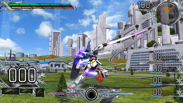 Mobile Suit Gundam Extreme VS. Maxi Boost Gunmax1411_14