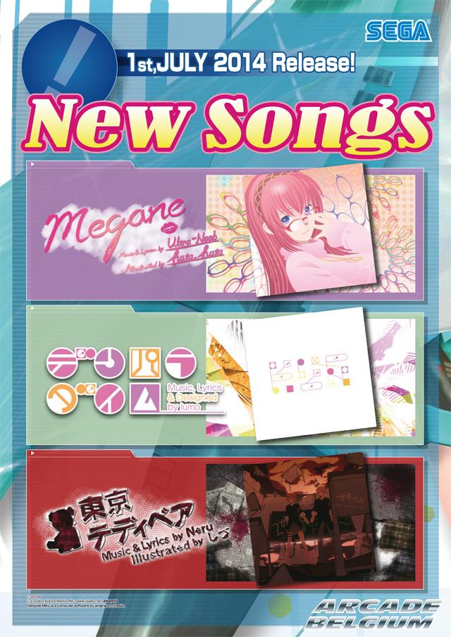 Hatsune Miku Project DIVA Arcade Future Tone Mikuft140701
