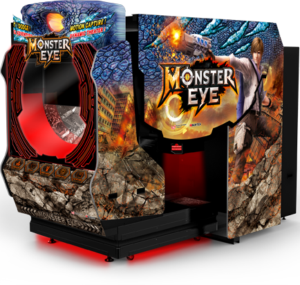 Monster Eye Monstereye_cab