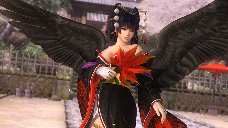 Dead or Alive 5 Ultimate: Arcade Nyotengu_01