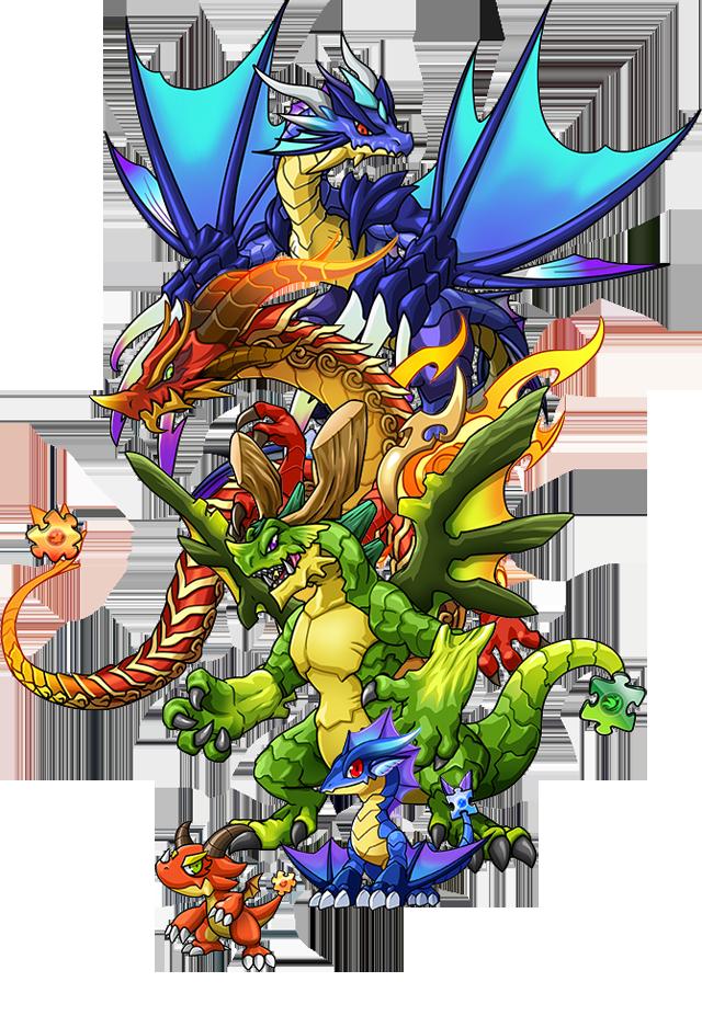 Puzzle & Dragons Z Tamer Battle Pdz_01