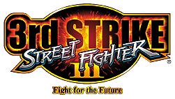 Street Fighter III: 3rd Strike (NESiCAxLive) Sf33rd_logo
