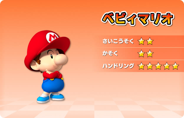 Mario Kart Arcade GP DX - Page 2 Babymario