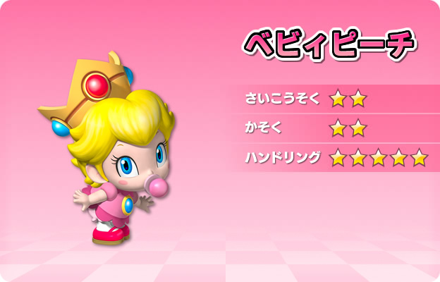 Mario Kart Arcade GP DX - Page 2 Babypeach