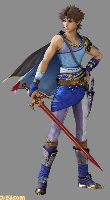 Dissidia Final Fantasy Dissidia_34