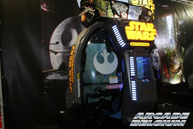 Star Wars Battle Pod Eag15004b