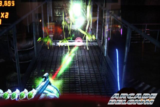 Jurassic Park Arcade Eag15039b
