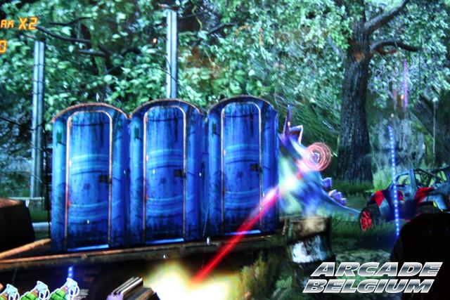 Jurassic Park Arcade Eag15040b