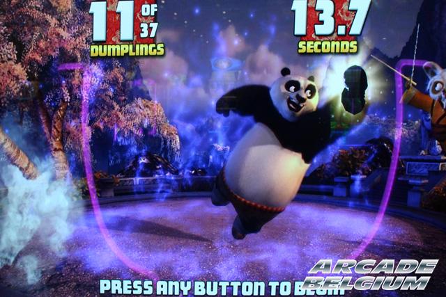 Kung Fu Panda Dojo Mojo Eag15099b