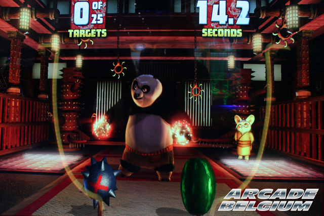 Kung Fu Panda Dojo Mojo Eag15100b