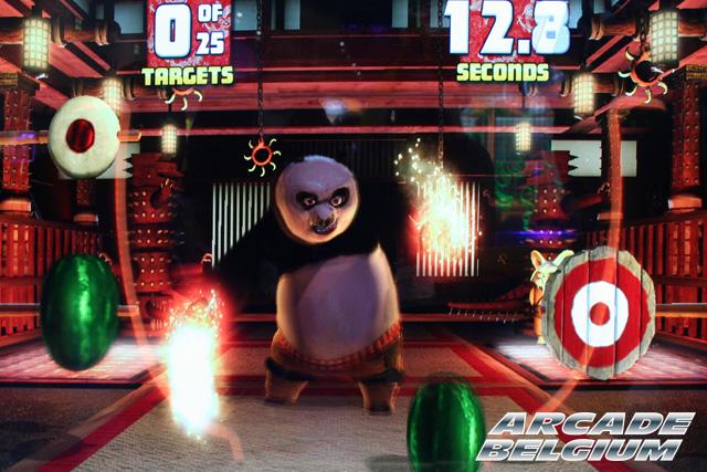 Kung Fu Panda Dojo Mojo Eag15101b