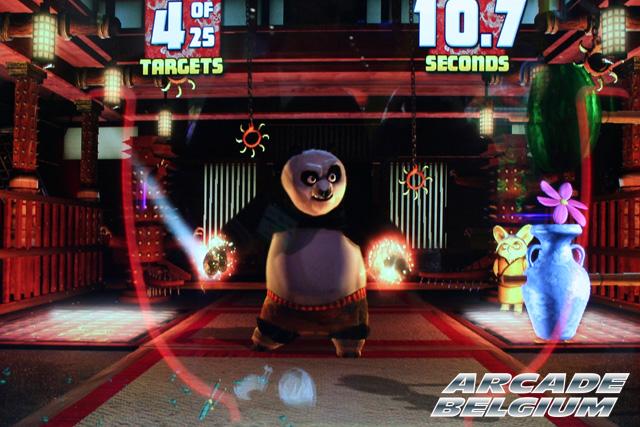 Kung Fu Panda Dojo Mojo Eag15104b