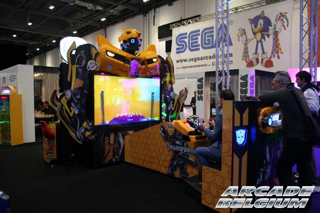 Transformers Human Alliance Eag15105b