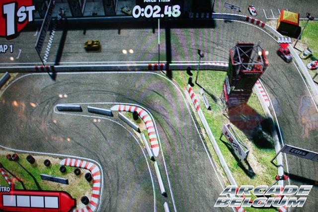 Mini Motor Racing Arcade Eag15106b