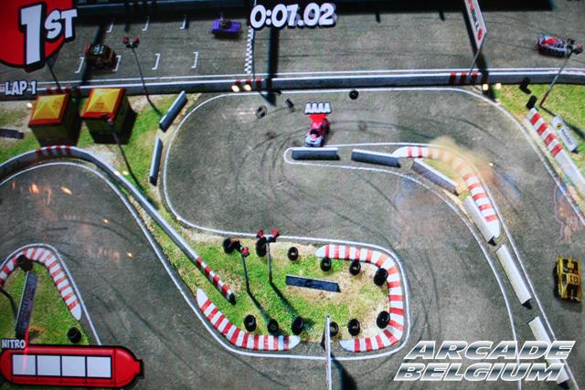 Mini Motor Racing Arcade Eag15107b