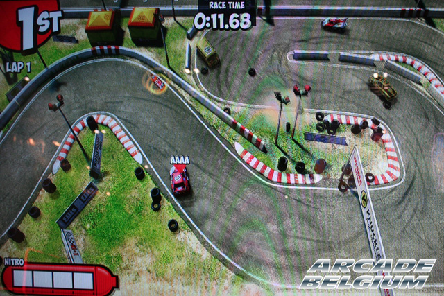 Mini Motor Racing Arcade Eag15108b