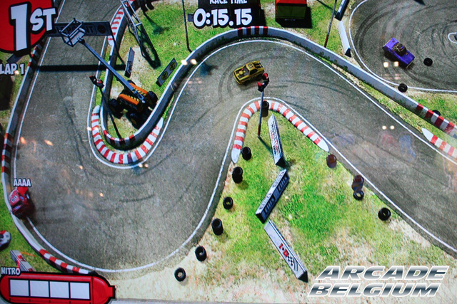 Mini Motor Racing Arcade Eag15109b