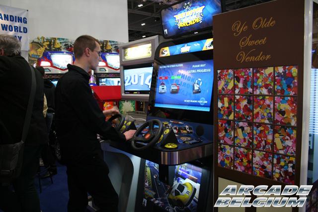Mini Motor Racing Arcade Eag15111b