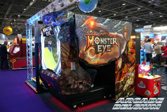 Monster Eye Eag15120b