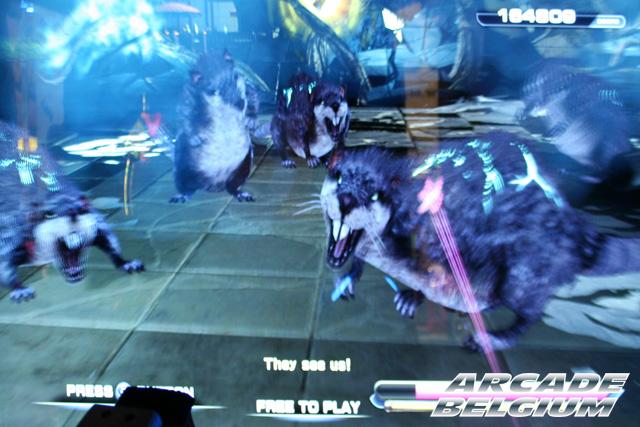 monster park gameplay