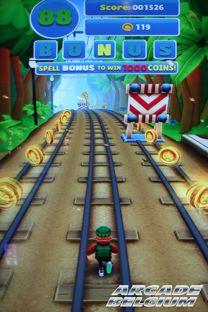 Subway Surfers Eag15178b