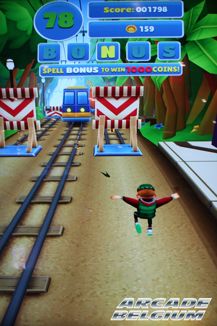 Subway Surfers Eag15180b
