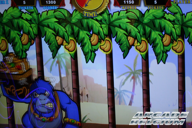 Monkey Shakedown Eag15198b