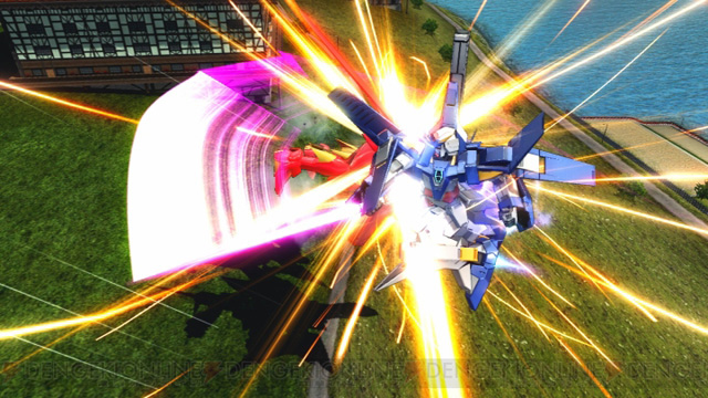 Mobile Suit Gundam Extreme VS. Maxi Boost Gunmax1502_12